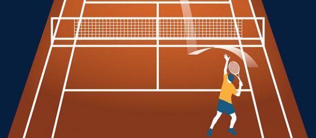 Kích thước sân tennis chuẩn thi đấu