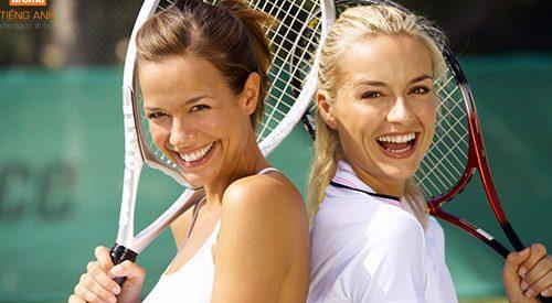 Luật đánh tennis đôi chuẩn thi đấu nhất 2021